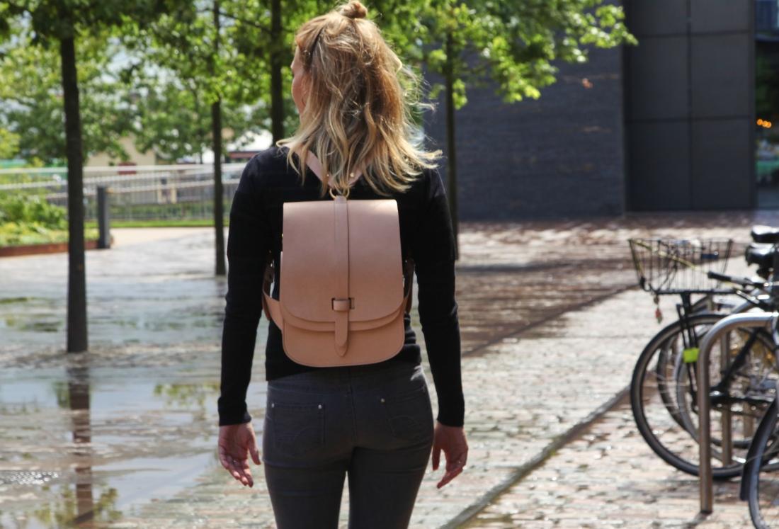 Lost Propery of London Arlington rucksack