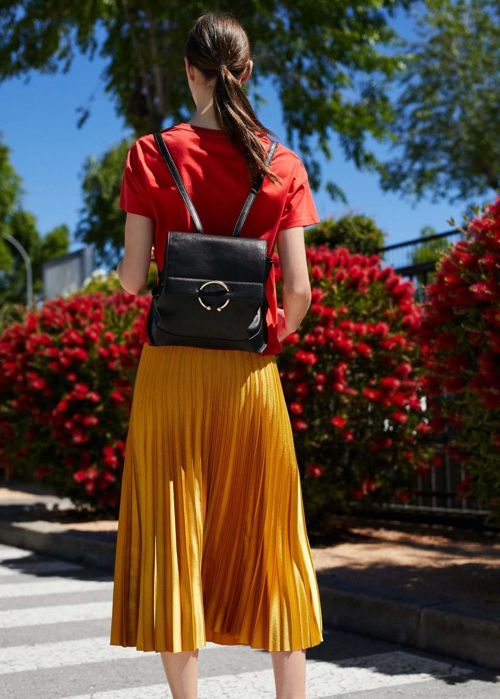 Mango ring rucksack