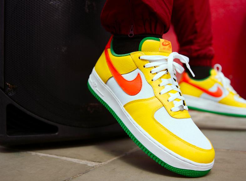 Nike AF1 Carnival