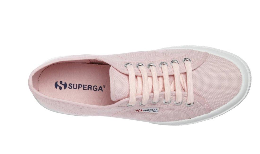 Superga in pink