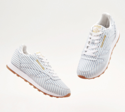 Reebok x ASOS white lace