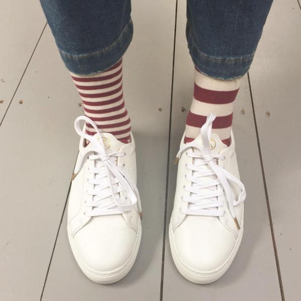 Seven Feet Apart white