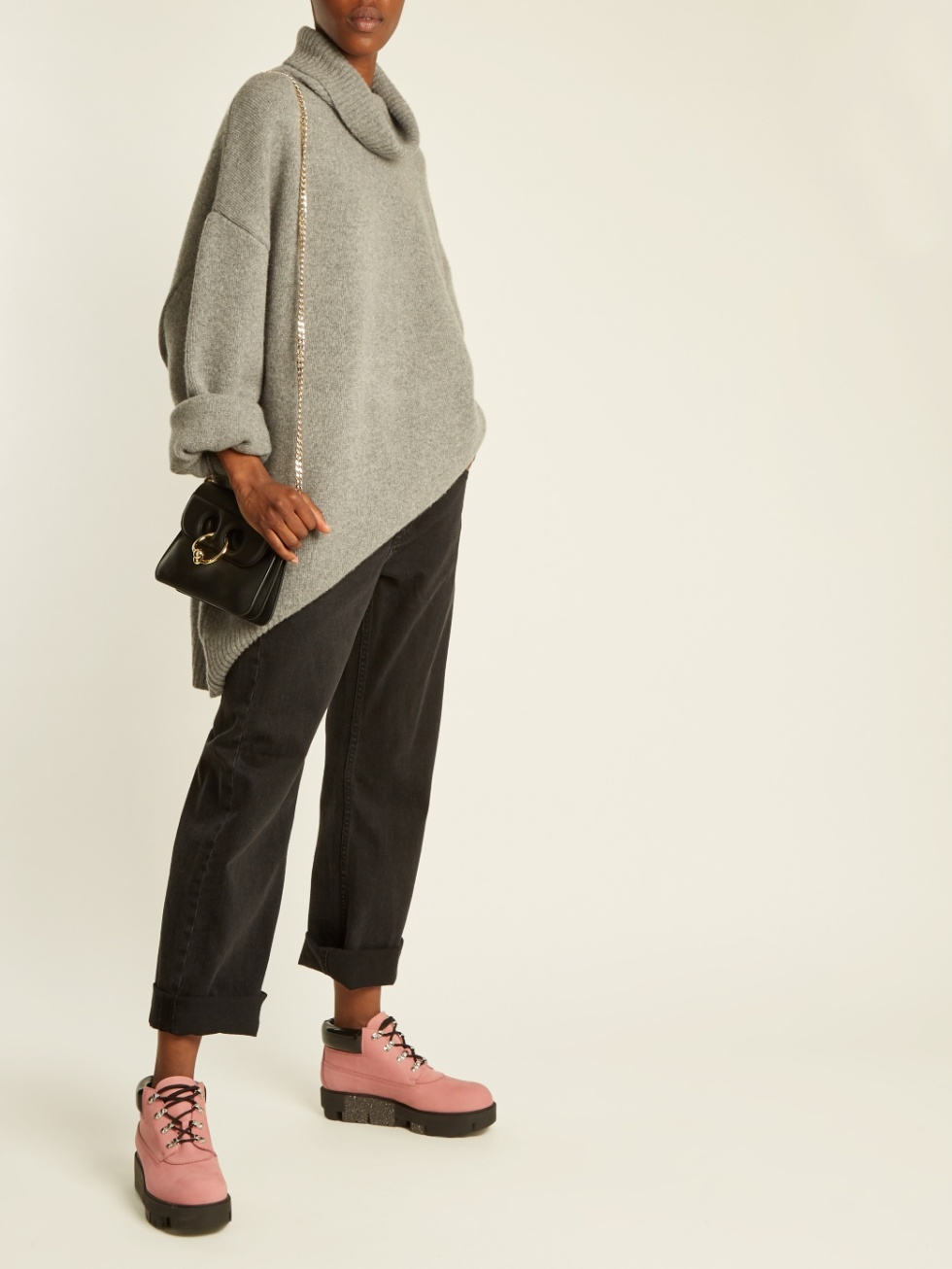 ACNE Studios at Matches pink boots