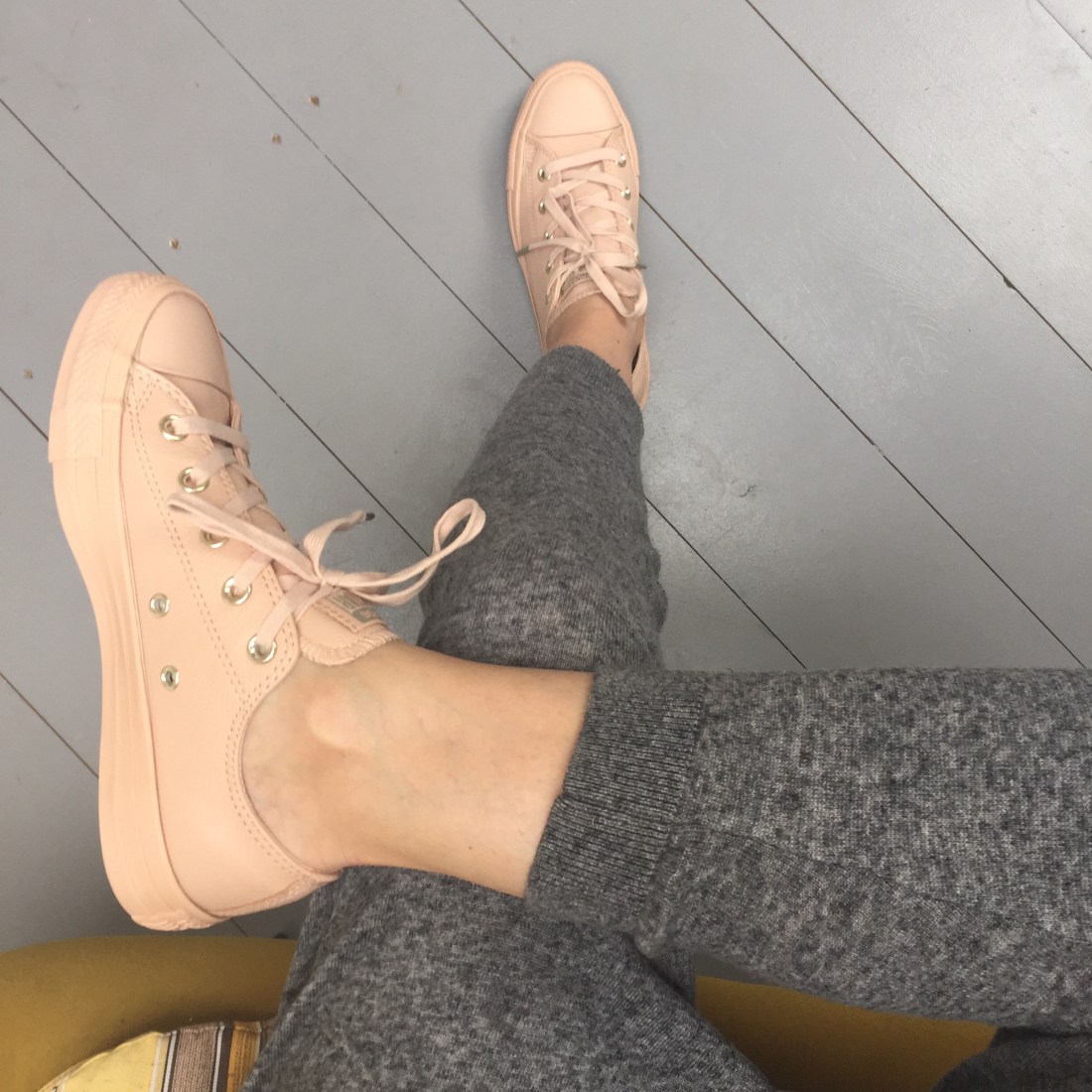 Converse Holiday Nudes