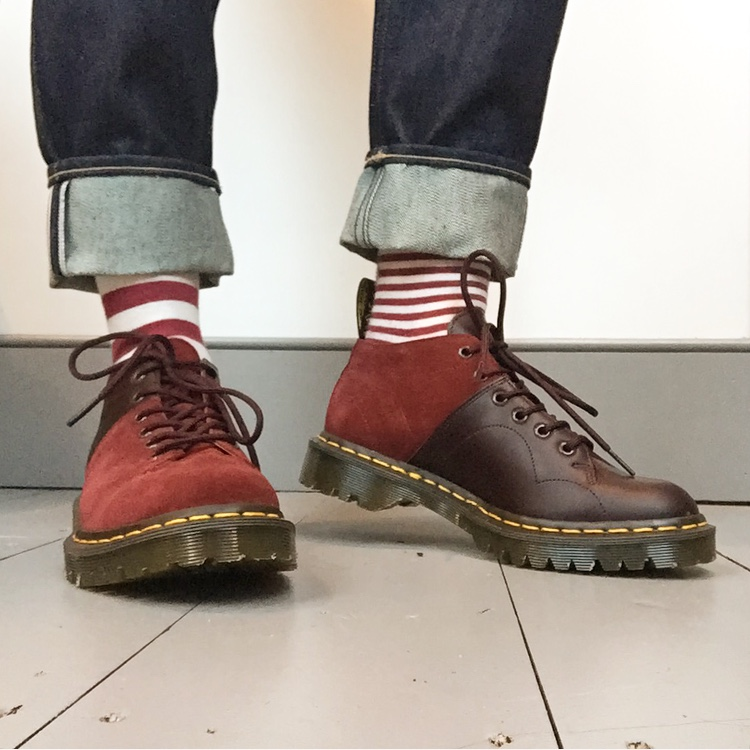 Dr Martens x Engineered Garments