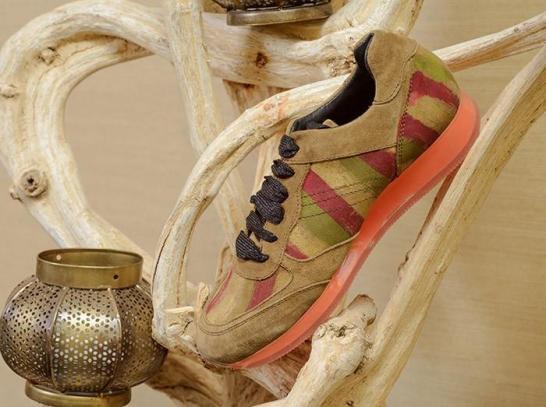Catherine Parra beige sneaker
