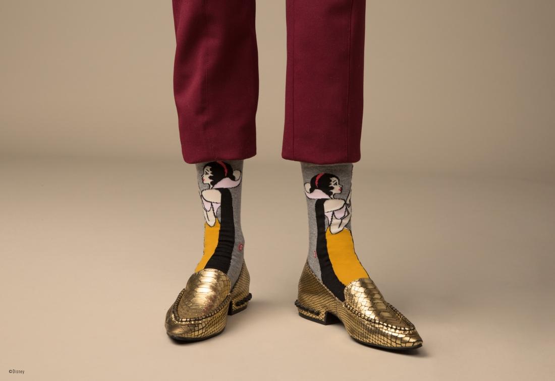 Stance Snow White socks