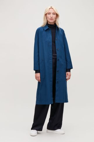 COS blue suit