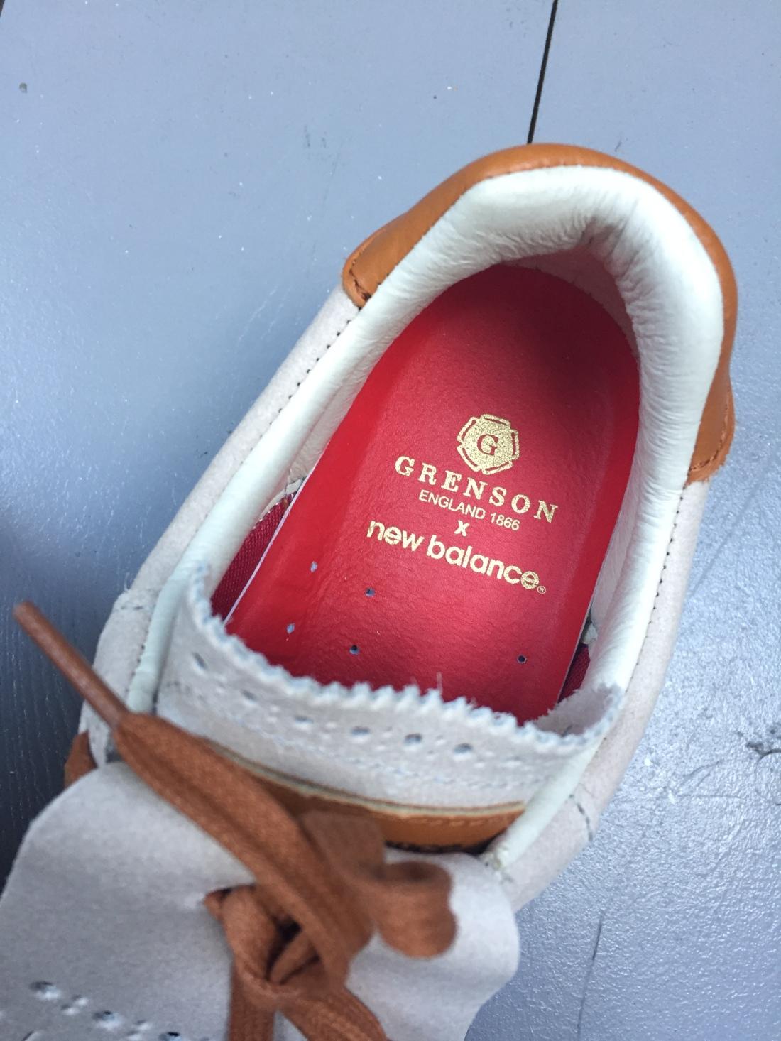 Grenson New Balance sneakers