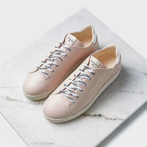 Nubikk pink trainers