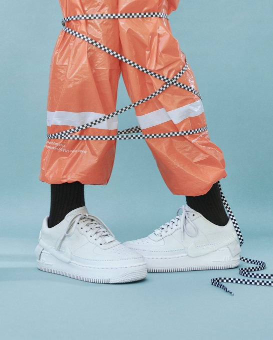 Sp18_NWMN_The1Reimagined_AF1_Jesters_Product on Body