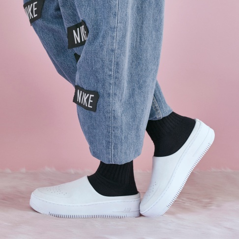 Sp18_NWMN_The1Reimagined_AF1_Lovers_Product on Body