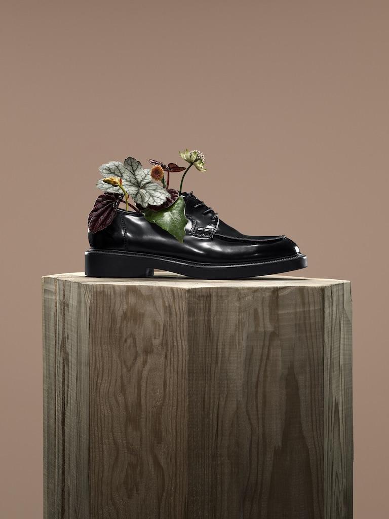Vagabond shoe recycling
