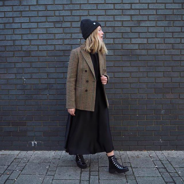 Alexis Foreman Style Memos wearing Grenson Nanette boots