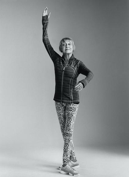 Dame Gillian Lynne Clarks