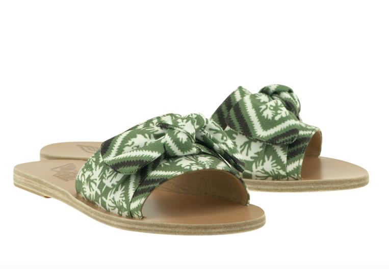 12. Ancient Greek Sandals
