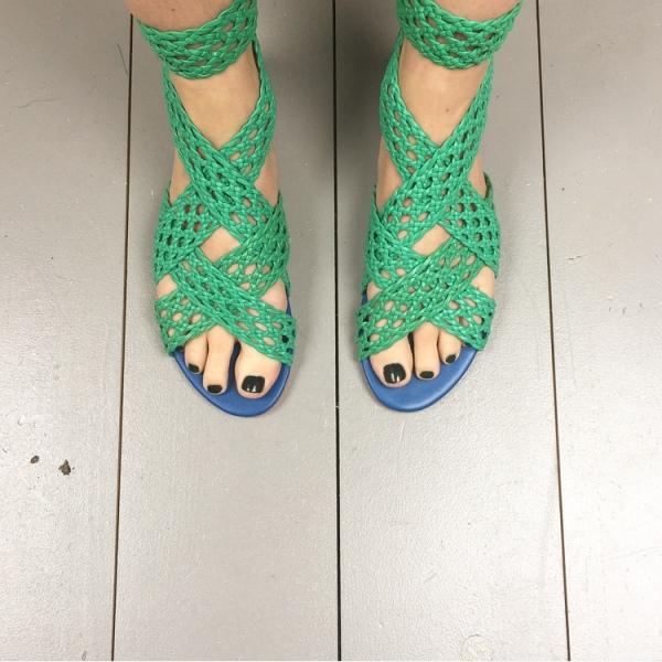 Dondoks sandals