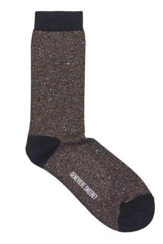 Genevieve Sweeney copper socks