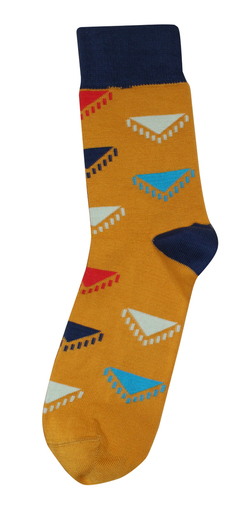 Tightology print socks