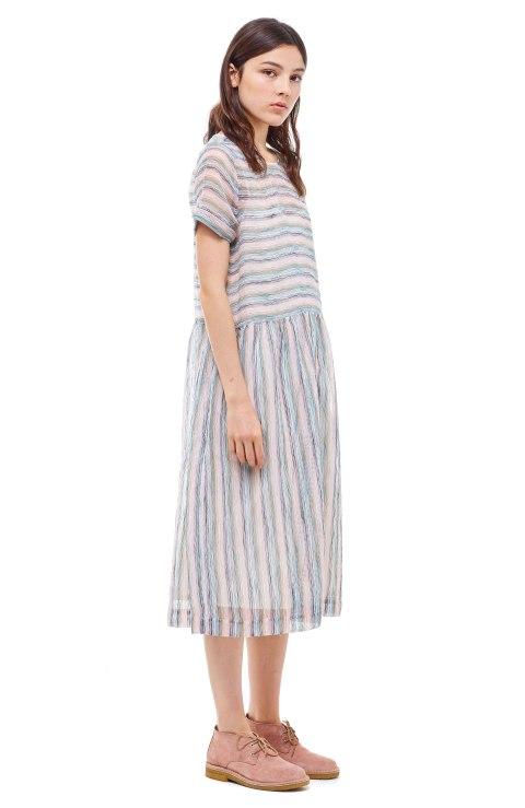 YMC striped dress