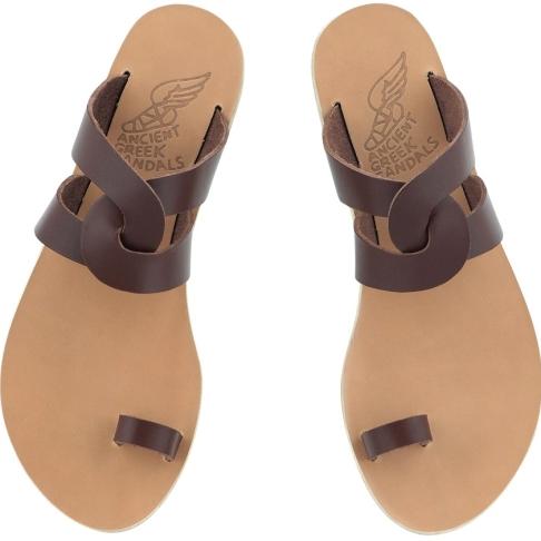 8. Ancient Greek Sandals