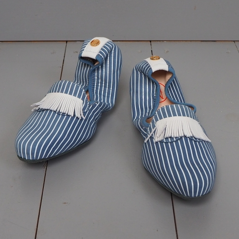 Morena Morena foldable loafers