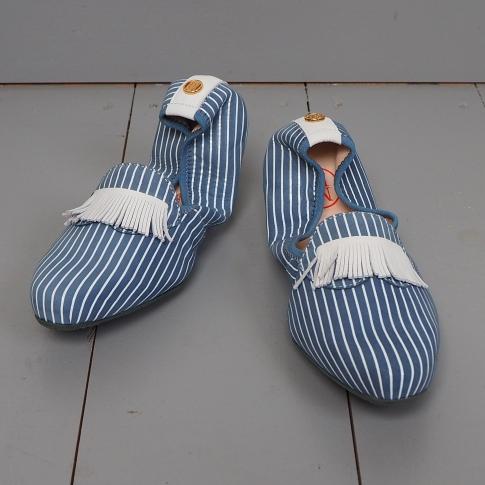 Morena Morena foldable loafers