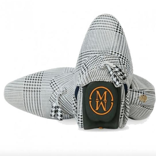 Morena Morena dogtooth loafers