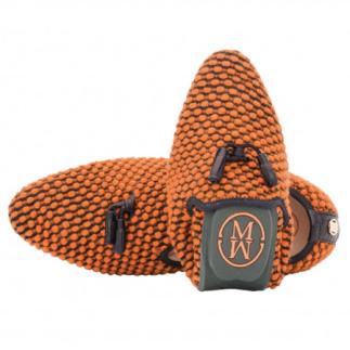 Morena Morena orange loafers