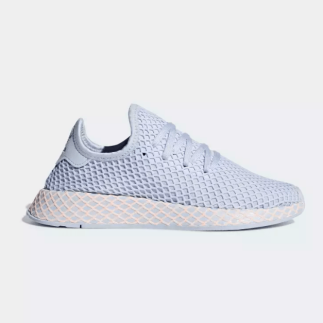 adidas Deerupt light blue