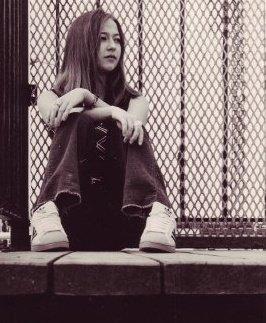 Hannah in 1995