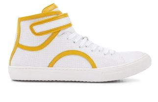 Jo-18 high top yellow