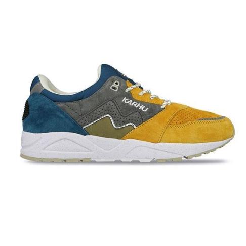 Karhu yellow trainers