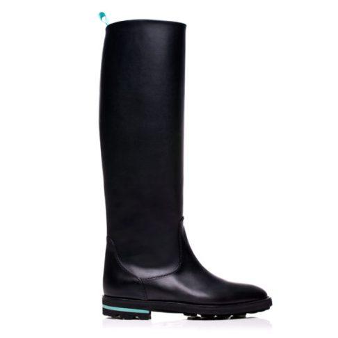 NAK Vivien black boots