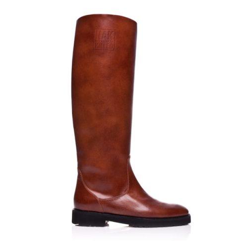 NAK Vivien brown boots