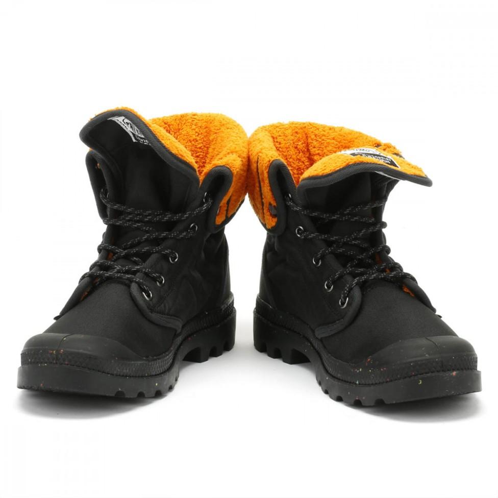 Christopher Raeburn x Palladium black boot