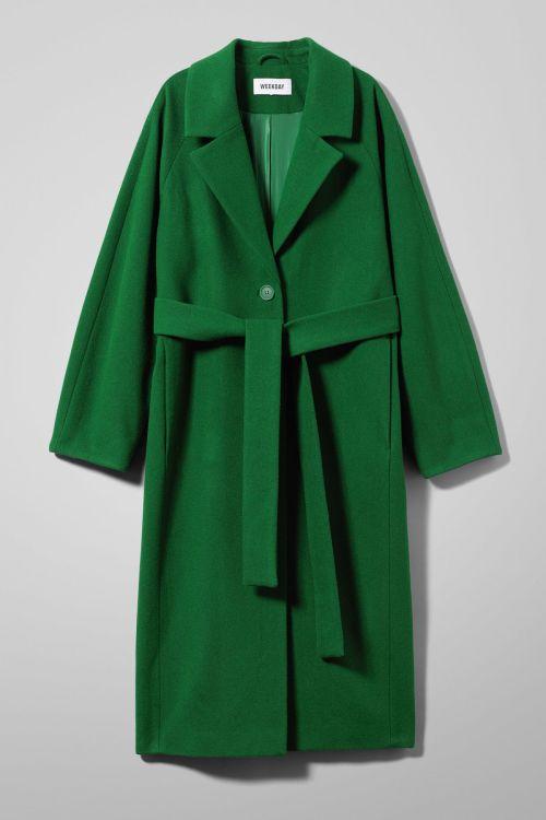 Weekday tailored coat