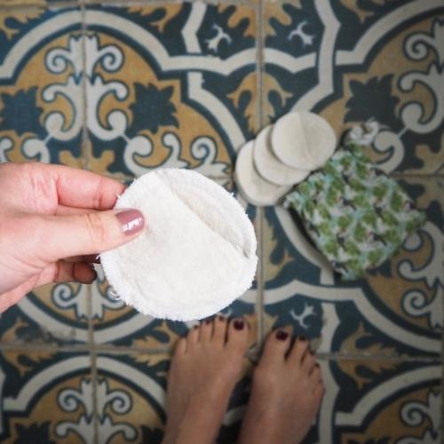 Leave No Trace cotton pads