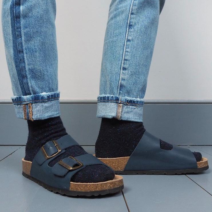 3 ways to wear socks with sandals – En Brogue