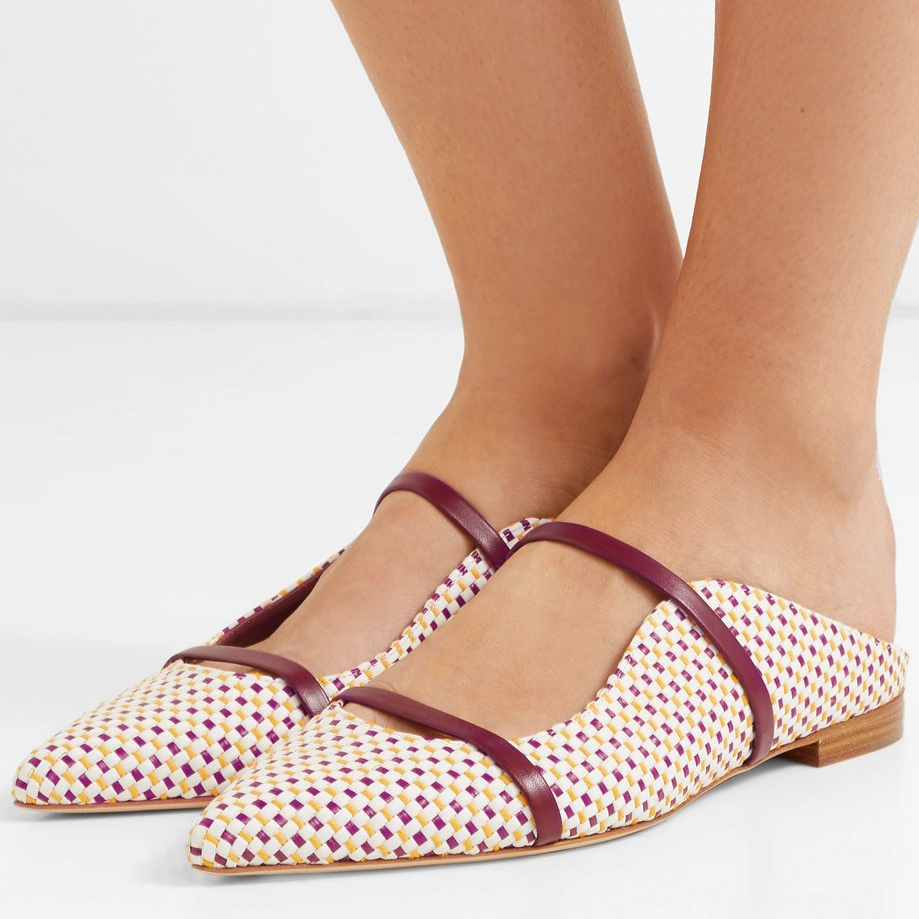 Malone Souliers at Net-A-Porter